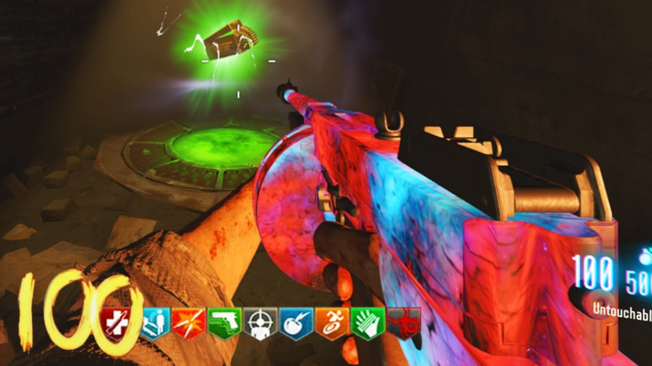NEW BEST CUSTOM MAP?! - UNDEAD NIGHT ZOMBIES! (Black Ops 3 Custom Zombies  Gameplay mods)