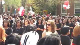 Delta Sigma Theta Alpha Chapter, Howard University Centennial Line 4/2013