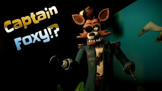 CAPTAIN FOXY HAS IT OUT FOR ME! || FNAF VR: Help Wanted Halloween DLC