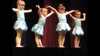 all because you kissed me  heidi dance recital 2013