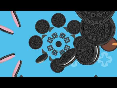 New Oreo Flavors #Wonderfilled