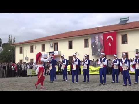 taşova cumhuriyet ortaokulu folklör ekibi 29 ekim 2014
