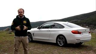 Prueba BMW 420d Coupé - ActualidadMotor