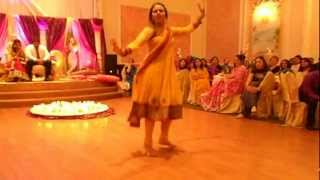 Lady Sangeet