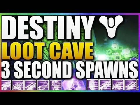 best treasure cave in destiny youtube background