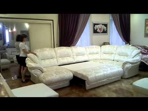 модульный диван Гермес (Домиано, Челябинск)
