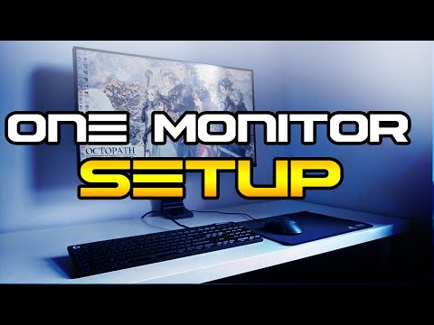One monitor twitch chat solution - YouTube