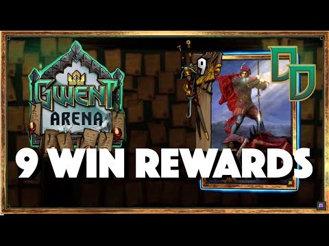 [GWENT] ARENA 9 WINS AND REWARDS