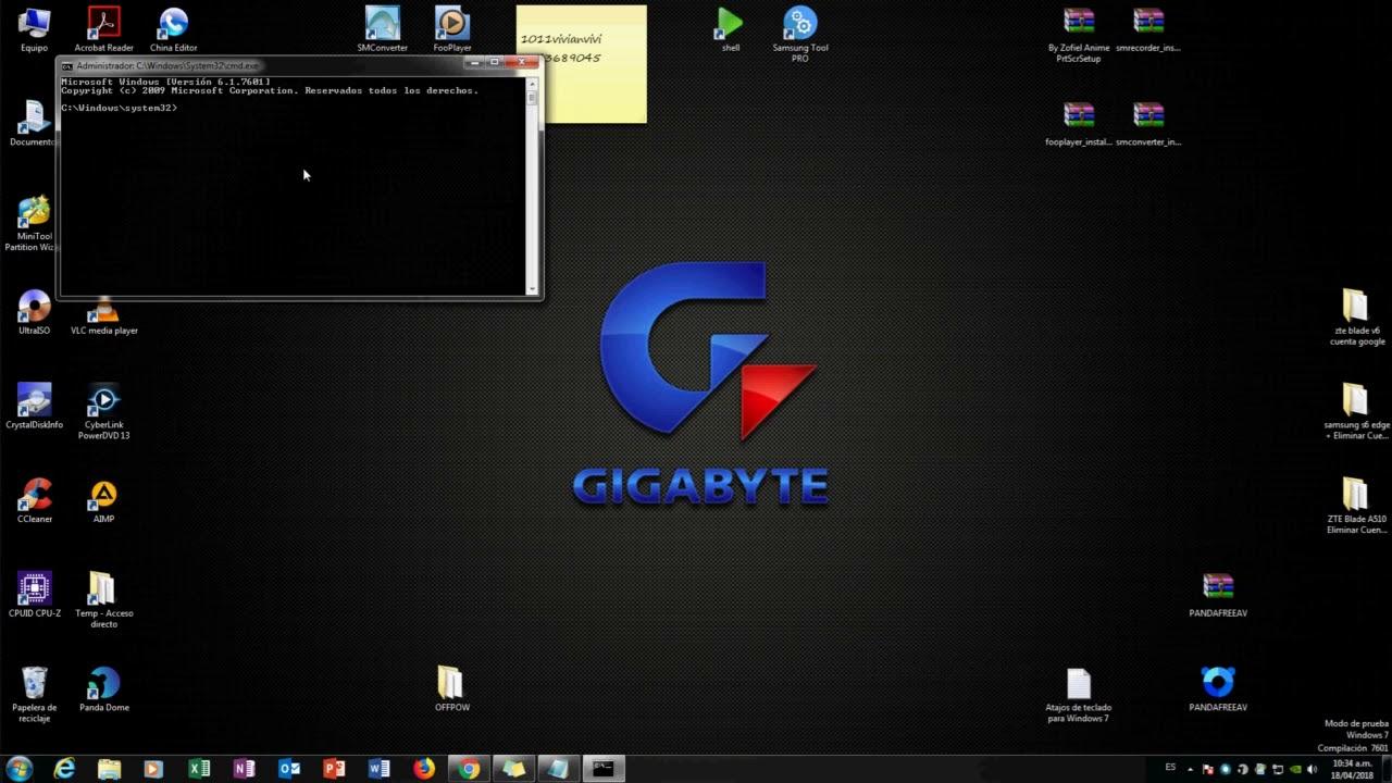 activador windows 7 ultimate compilacion 7601