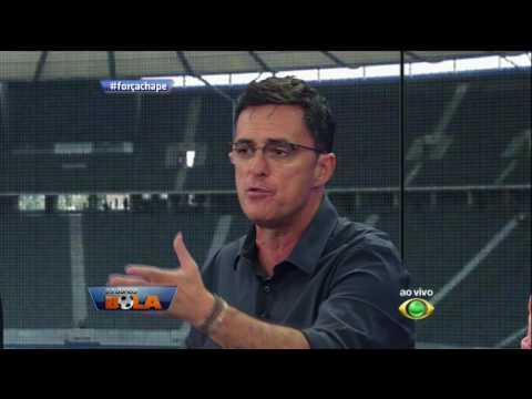 Temos Que Levantar Uma Reflexão No Futebol Brasileiro, Diz Fernando