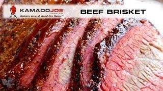 Kamado Joe Beef Brisket