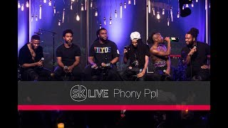 Phony Ppl - Interview + Fan Q&A [Songkick Live]