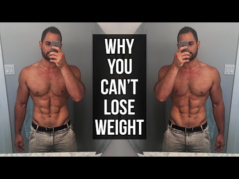 3 SIMPLE Reasons You Can't Lose Weight | Why Diet And Exercise Isn't Working. No Matter What You Do.