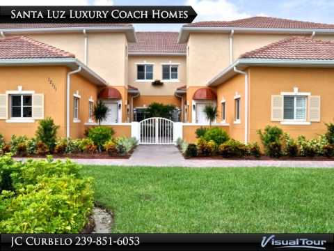 New Luxury  Coach Homes in Gateway, Ft. Myers Fl