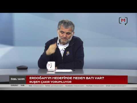 Erdoğan'ın hedefinde neden Batı var?