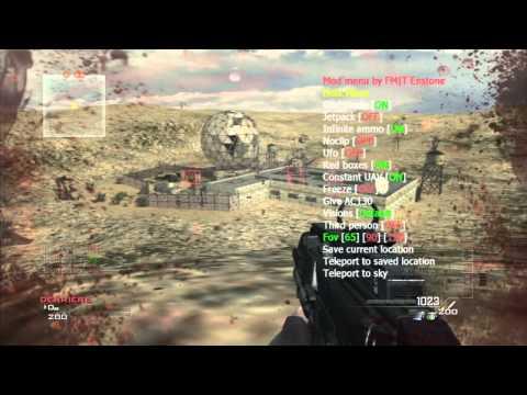 [PS3] Mod Menu Modern Warfare 3 | By FM|T Enstone