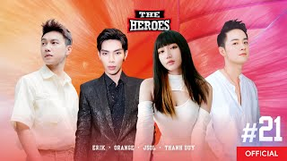 The Heroes Tập 21 Full HD