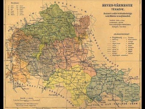 Heves - A Magyar Szent Korona Országainak Vármegyéi