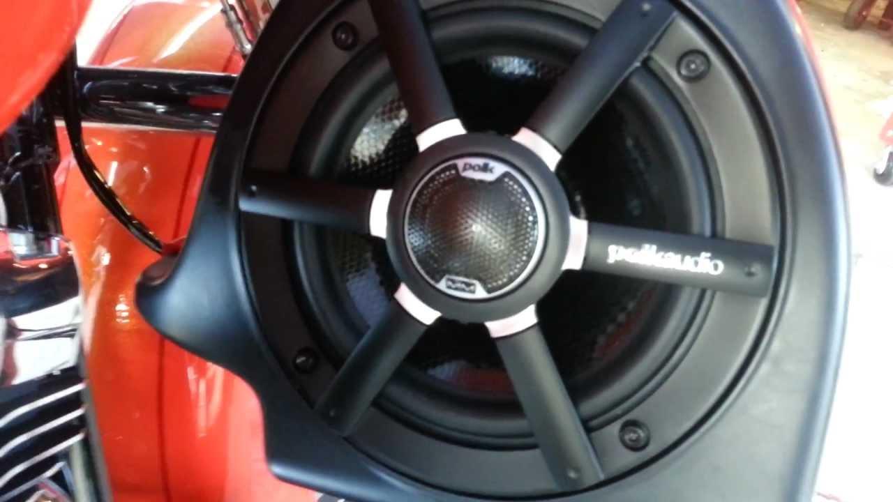 2012 Harley Davidson Flhtk Ultra Limited 1200 Watt Sound