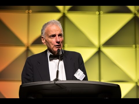 Ralph Nader acceptance speech - Automotive Hall of Fame - YouTube