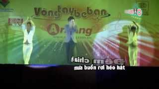 [Karaoke] Giả vờ yêu Remix - Ngô Kiến Huy (Gốc Bè) [Demo]