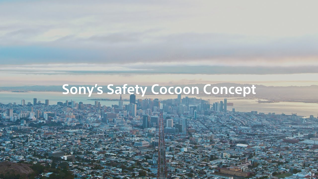 Imaging and sensing technologies for automotive which support Safety Cocoon Concept