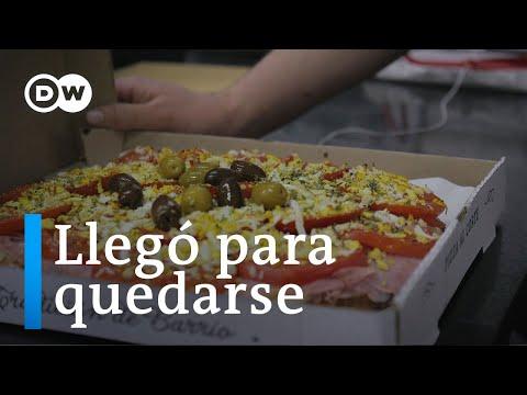Argentina: La Pizza Como Herencia Italiana