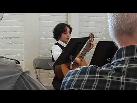 Sacramento Guitar Society - Sacramento Preparatory Music Academy