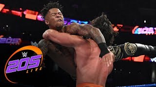 Lio Rush vs. Tony Nese: WWE 205 Live, Feb. 28, 2020