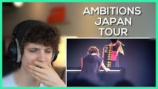ONE OK ROCK - Wherever You Are Live - [ブルーレイ/DVDを購入してOORを応援しましょう] AMBITIONS JAPAN TOUR • Reaction