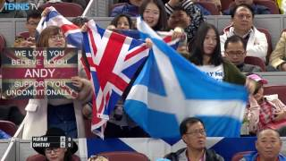 Murray Claims 40th Career Title In Beijing 2016