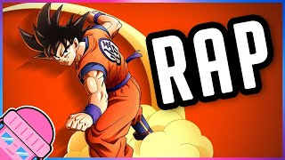 Dragon Ball Z Kakarot Rap | Super Saiyan | feat. DAGames
