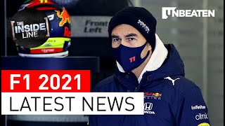 F1 IN 10 | LATEST NEWS | Sergio Pérez's Red Bull debut, plus Alfa Romeo, AlphaTauri and McLaren