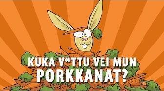 Kuka v*ttu vei Vallasvuon porkkanat?