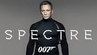 Spectre James Bond 007 - New Long Spectre Trailer HD