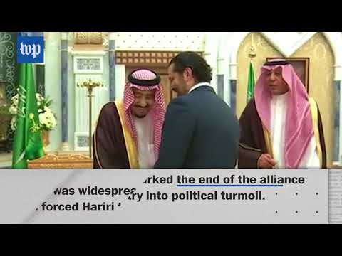 What to know about Saudi Arabia's role in the resignation of the Lebanese PM