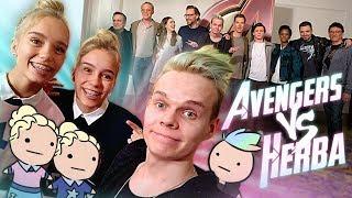 Pelataan Avengers -näyttelijöitä vastaan!