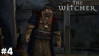 The Witcher (Прохождение) ▪ ПЬЯНКА ДВУХ ВЕДЬМАКОВ ▪ #4