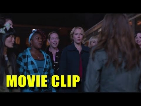 Pitch Perfect 'Just the Way You Are' Movie Clip (2012)