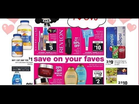 11/13-11/19 CVS Ad Preview w/links to printable coupon