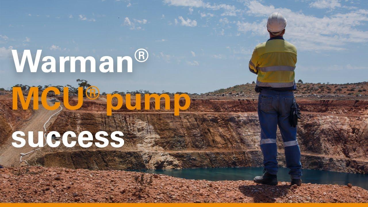 Warman® Pumps - Weir Brands