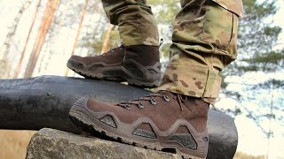 Обзор ботинок Lowa Z-8S GTX Наша группа в контакте: https://vk.com/shop_baza Наш instagram: https://www.instagram.com/bazatactical/