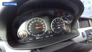 BMW M5 COMPETITION 575 HP  310 km/h INSANE! Acceleration Top Speed on AUTOBAHN