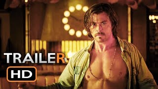 Bad Times at the El Royale Official Trailer #1 (2018) Chris Hemsworth Thriller Movie HD