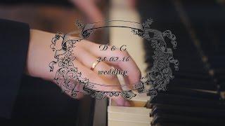 Денис-И-Саша (свадебный клип)