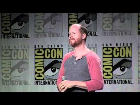 SDCC '11 Joss Whedon Panel