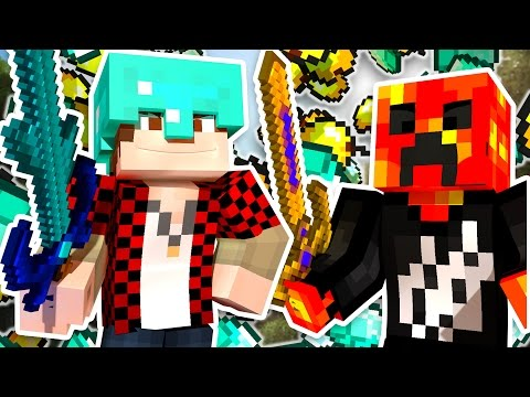 UNLIMITED DIAMONDS x1000 BUT IS IT ENOUGH?! | Minecraft Money Wars w/BajanCanadian & PrestonPlayz
