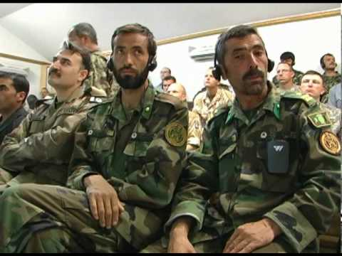 Af-Pak Graduates Arrive in Afghanistan