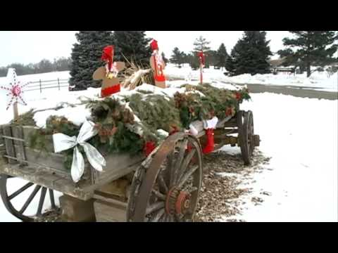 Nebraska state park becomes a winter attraction