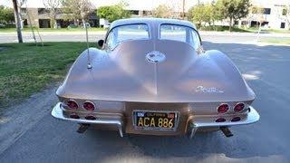 SOLD 1963 Corvette Split Window Coupe for sale by Corvette Mike Anaheim California 92807